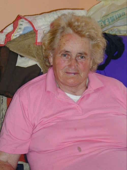 Mary Mac O'Donoghue